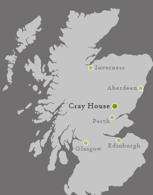 Cray House Location